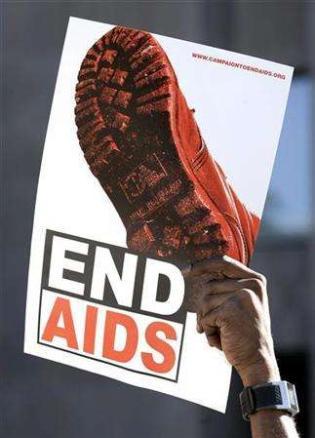 Stoppt AIDS, befreit Afrika!