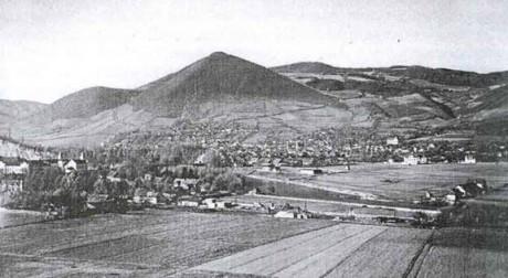 Pyramide: Visoko (Bosnien-Herzegowina) 1954